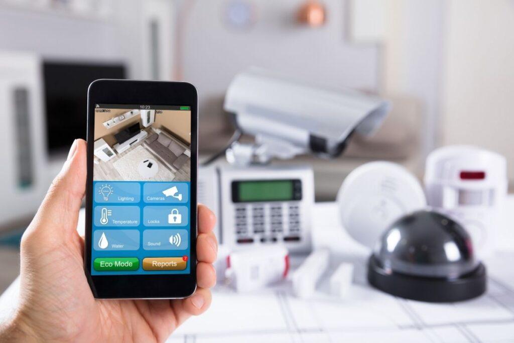 mobile access control management